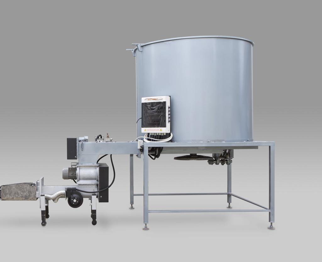Biottomat 1000 literes adagoló